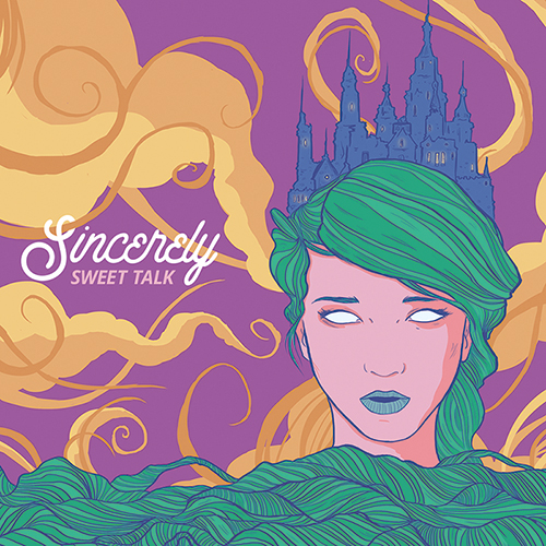 Sincerely Sweet Talk EP cover
